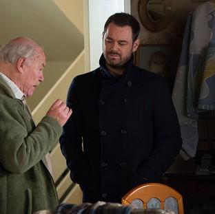 This Is Lancashire: EastEnders has introduced Danny Dyer as Queen Vic landlord Mick Carter and Timothy West as Stan Carter