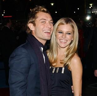 This Is Lancashire: A court heard how Sienna Miller left a message for Daniel Craig while out with then boyfriend Jude Law