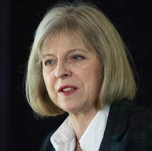 This Is Lancashire: Home Secretary Theresa May told MPs that she was working with Foreign Secretary William Hague on 'further support' which could be offered to refugees