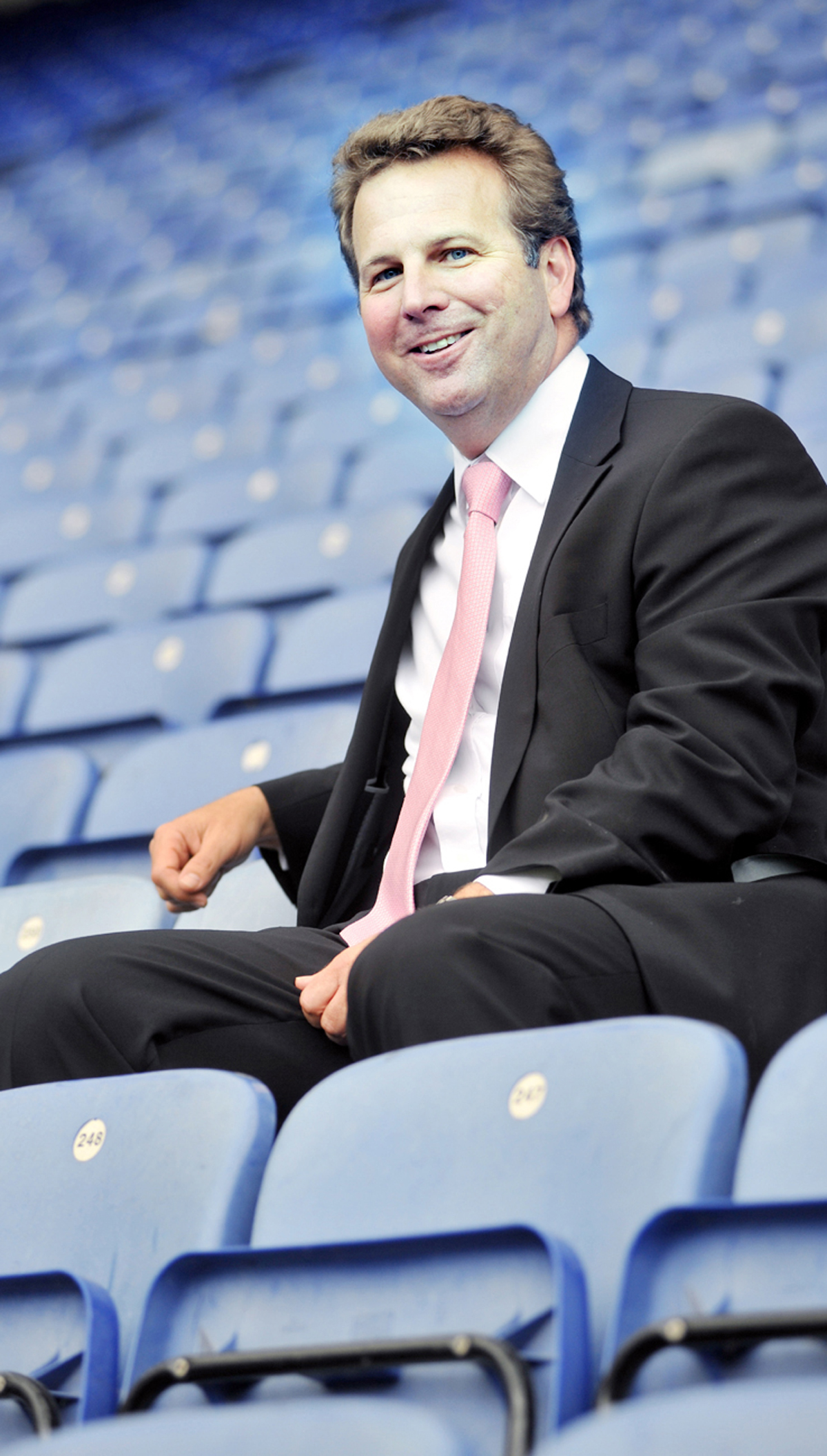 Burnley chief executive Lee Hoos