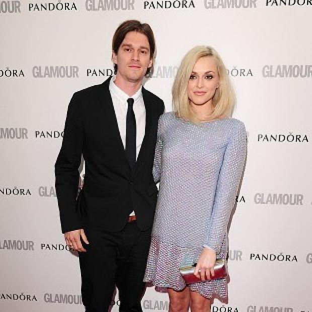This Is Lancashire: Fearne Cotton is engaged to musician Jesse Wood