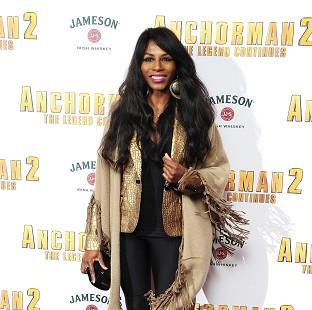 Sinitta lost out to Anthea Turner in The Jump