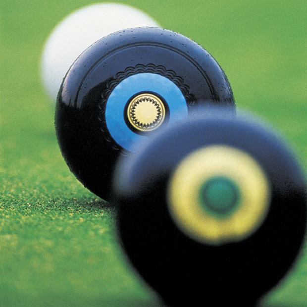 This Is Lancashire: Lower Darwen Memorial Bowling Club bowled over by club grant