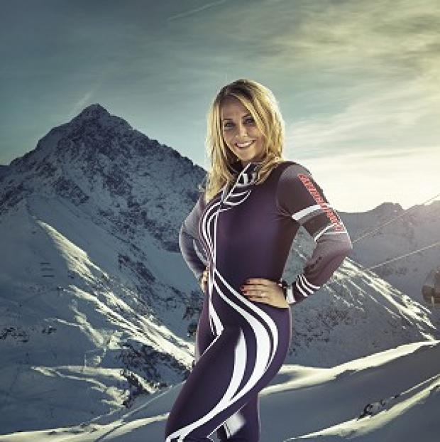 This Is Lancashire: Laura Hamilton is out of The Jump