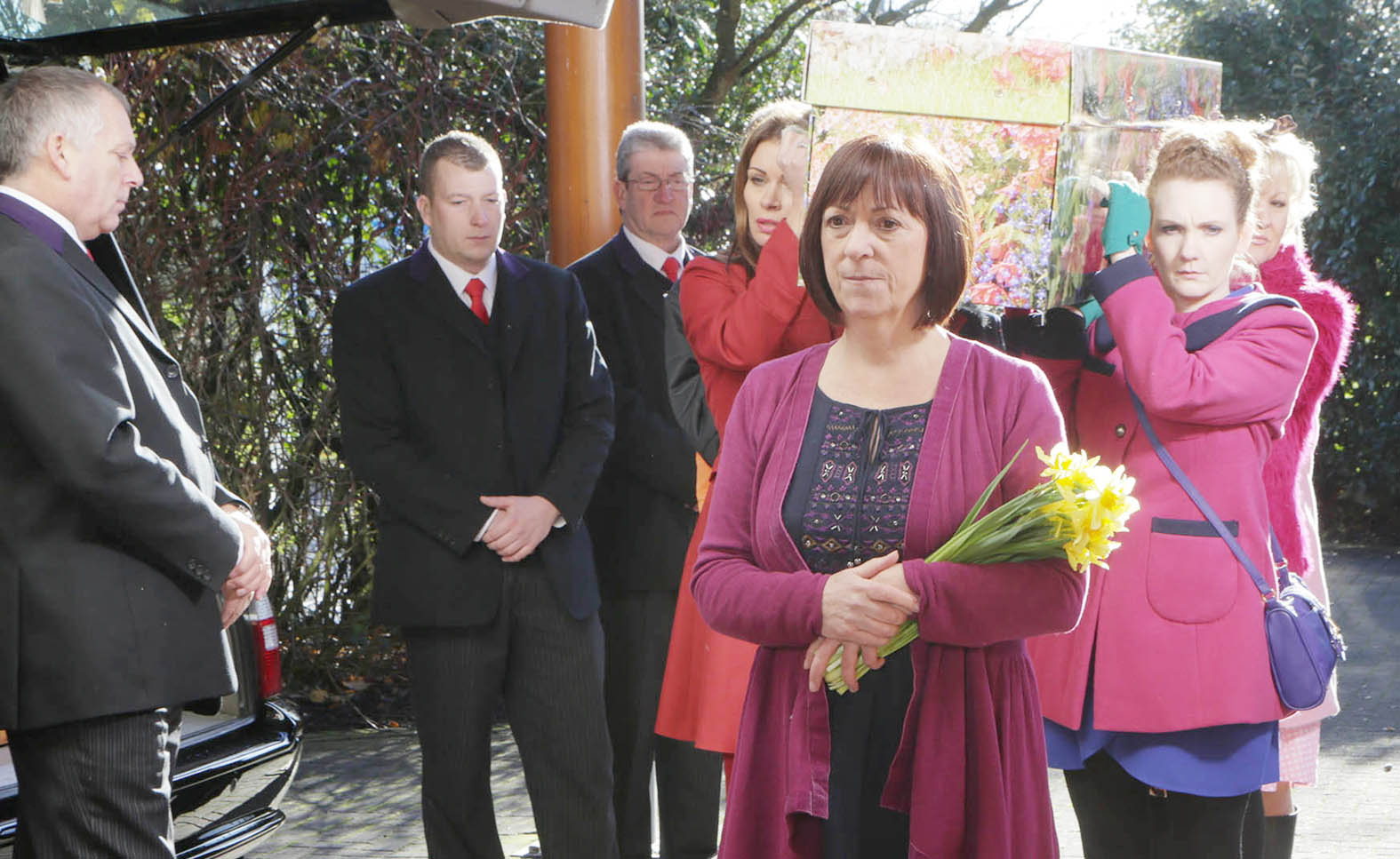 Horwich chapel expecting surge in humanist funerals after Hayley Cropper's on Coronation Street