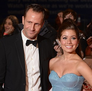 Jeremy Sheffield and Nikki Sanderson will appear in a second TV advert highlighting sexual violence