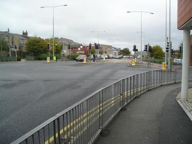 Work will start on Barbara Castle Way next Sunday