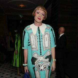 Grayson Perry would like to take part in Strictly Come Dancing