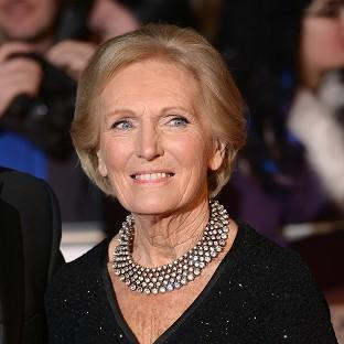 Mary Berry has been named Oldie Of The Year