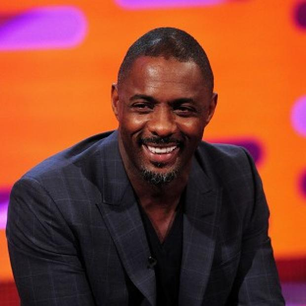 This Is Lancashire: Idris Elba appears on the front cover of Vanity Fair's Hollywood issue