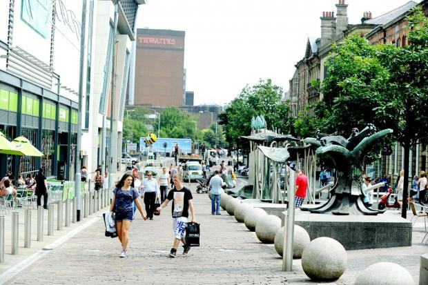 This Is Lancashire: Major investment key to prevent Blackburn town centre decline