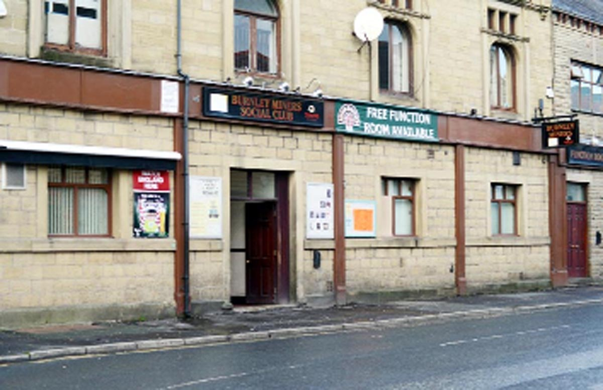 Burnley Miners Club