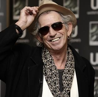 This Is Lancashire: Rolling Stones star Keith Richards, 70, has become a grandfather again when daughter Angela Richards gave birth to Otto Reed