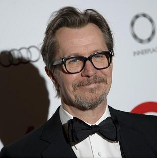 Gary Oldman stars in the RoboCop remake