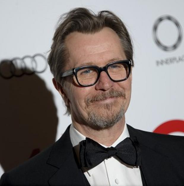 This Is Lancashire: Gary Oldman stars in the RoboCop remake