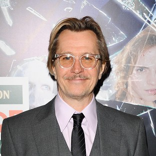 Gary Oldman appeared in his friend David Bowie's video for his single The Next Day