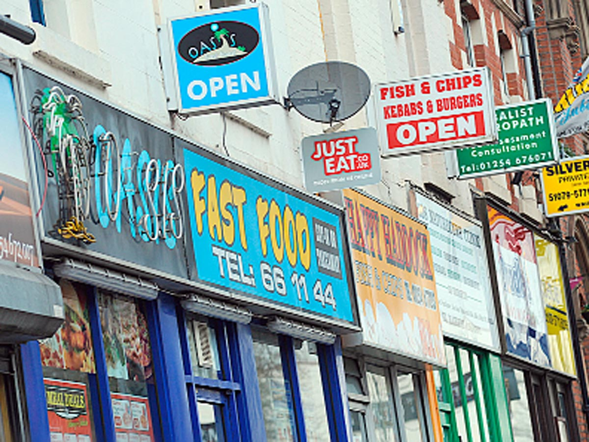 Blackburn with Darwen council urged to limit fast food shops