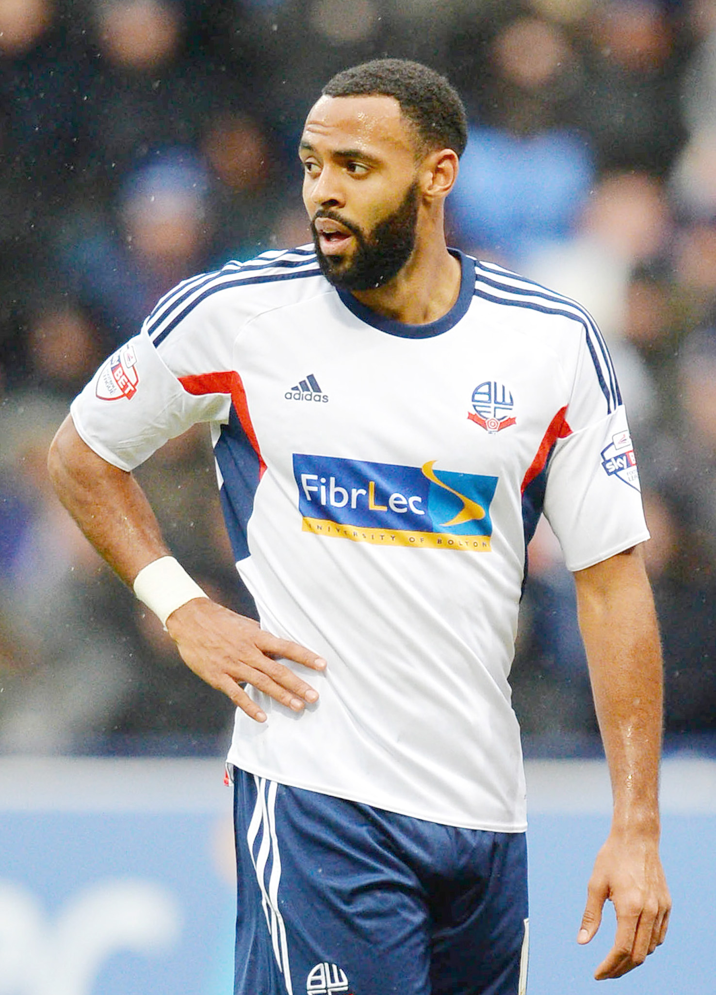 Liam Trotter - a spy in the camp