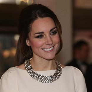 This Is Lancashire: The Duchess of Cambridge will carry out her first royal engagement of the year when she attends the Portrait Gala at the National Portrait Gallery