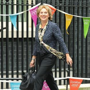 Minister Anna Soubry says there i