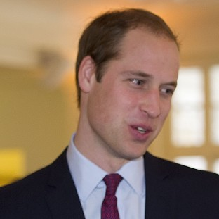 The Duke of Cambridge is due to make an address at a Natural History Museum reception