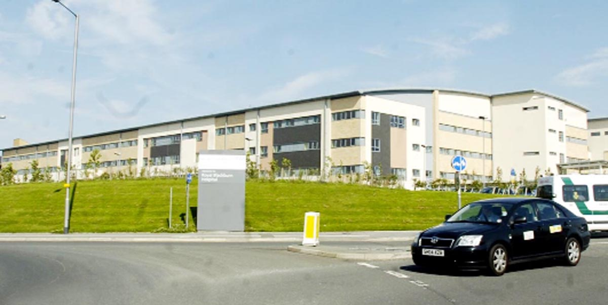 Health chief strives for Blackburn hospital staff to feel 'valued'