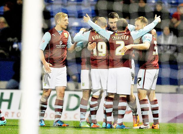 ANDY LOCHHEAD: Bolton win shows Clarets credentials