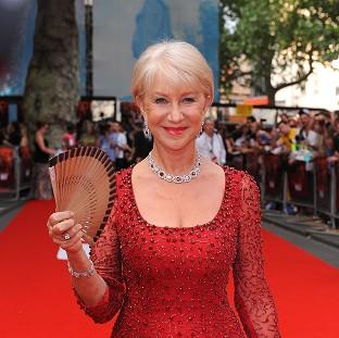 This Is Lancashire: Helen Mirren is to be honoured by Bafta with its highest award