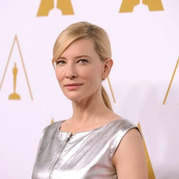 This Is Lancashire: Cate Blanchett wasn't allowed to keep her fancy clothes from Blue Jasmine