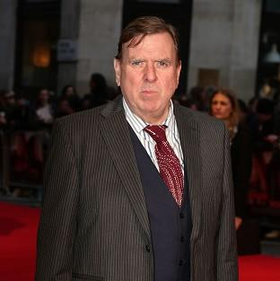 Timothy Spall stars in Blandings