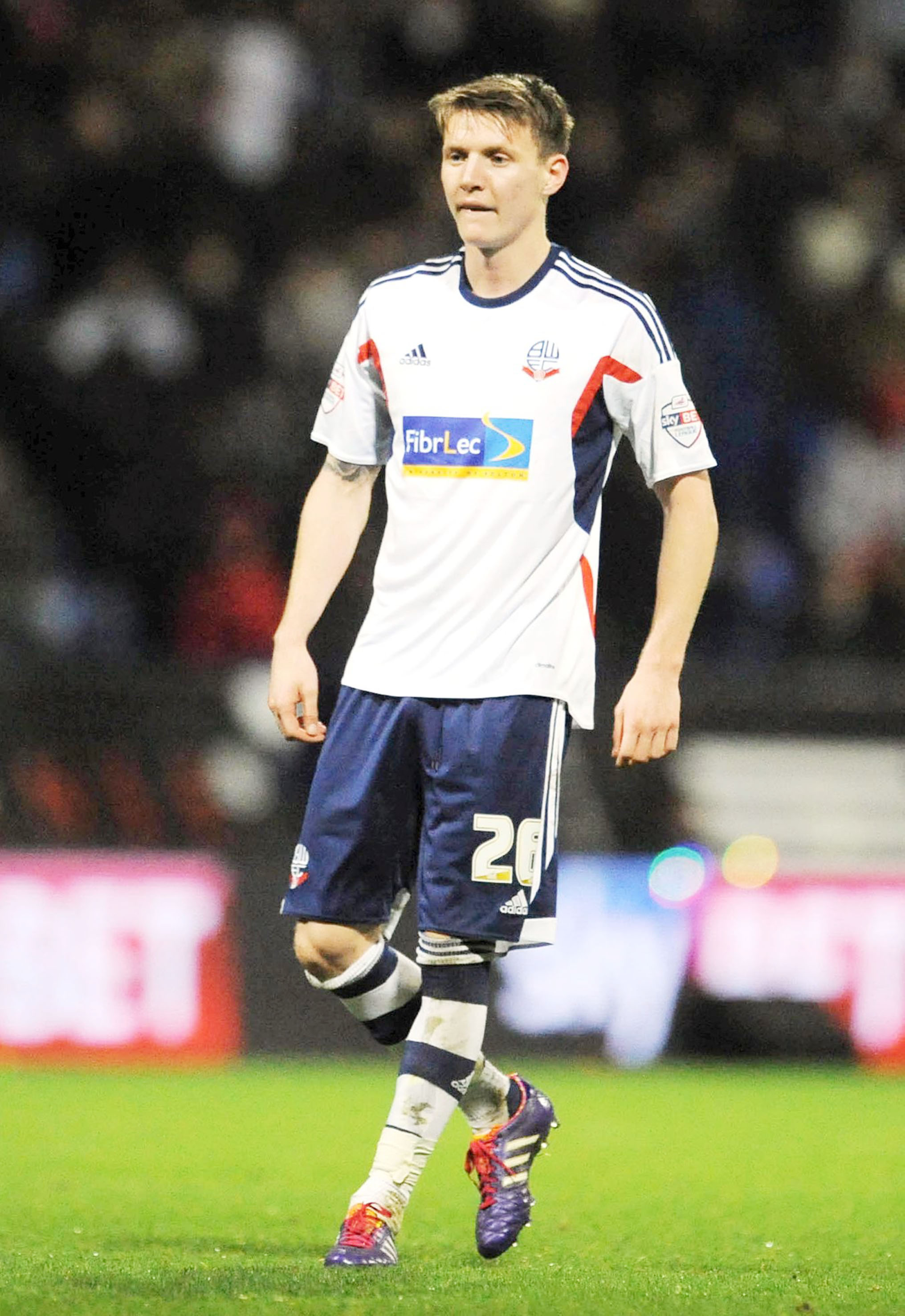 LOAN SWOOP Joe Mason returns for a second spell at the Reebok