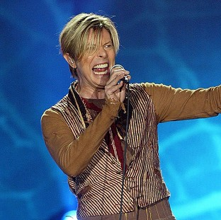 David Bowie is tipped for Brits success