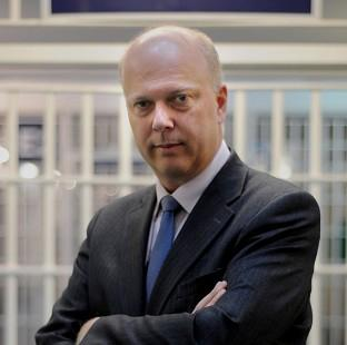 This Is Lancashire: Labour wants a probe into claims Chris Grayling is politicising the Ministry of Justice.