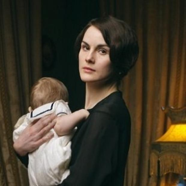 This Is Lancashire: Michelle Dockery's Downton Abbey character could be set for happier times