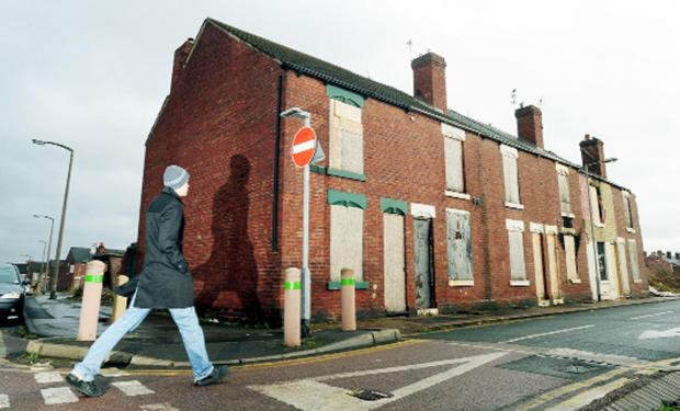 Run-down properties can get a new lease of life under the scheme