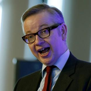 Education Secretary Michael Gove wants action to improve standards at the Nottingham University Samworth Academy