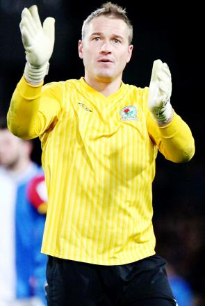 Paul Robinson is set to make his 200th appearance for Rovers today