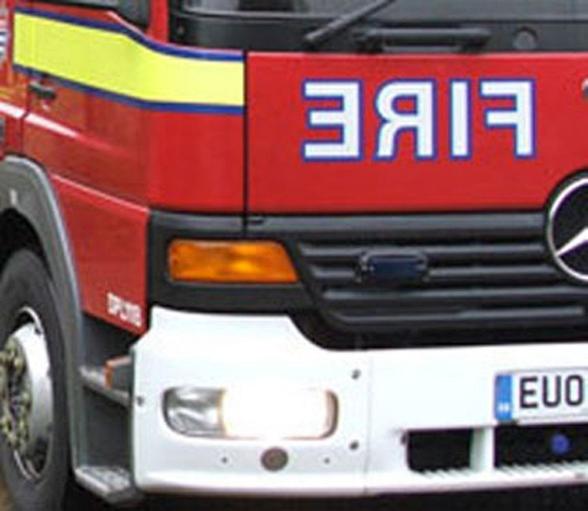Bolton firefighters tackle huge barn fire in Wigan