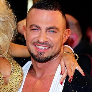 Robin Windsor has revealed he is dating Marcus Collins