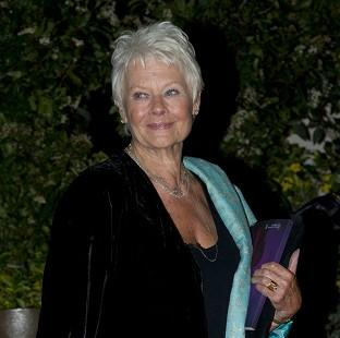 Dame Judi Dench revealed she suffers from age-related condition macular degeneration