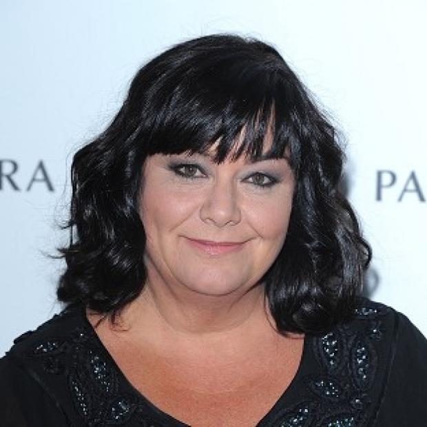 "This Is Lancashire: Dawn French is ""sick with excitement"" about her solo tour."