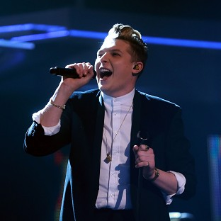 The wrong video was shown of John Newman during his nomination for best video at the Brit Awards