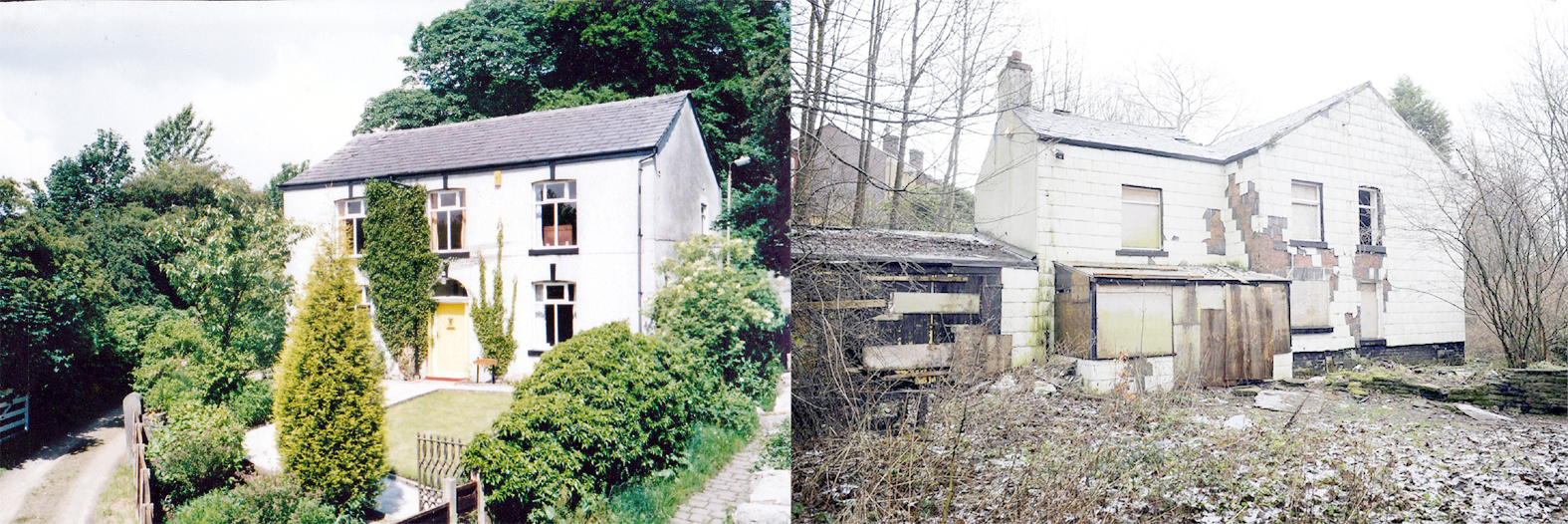Plea to save historic Ivy Cottage in Smithills - Oliver Cromwell's civil war base
