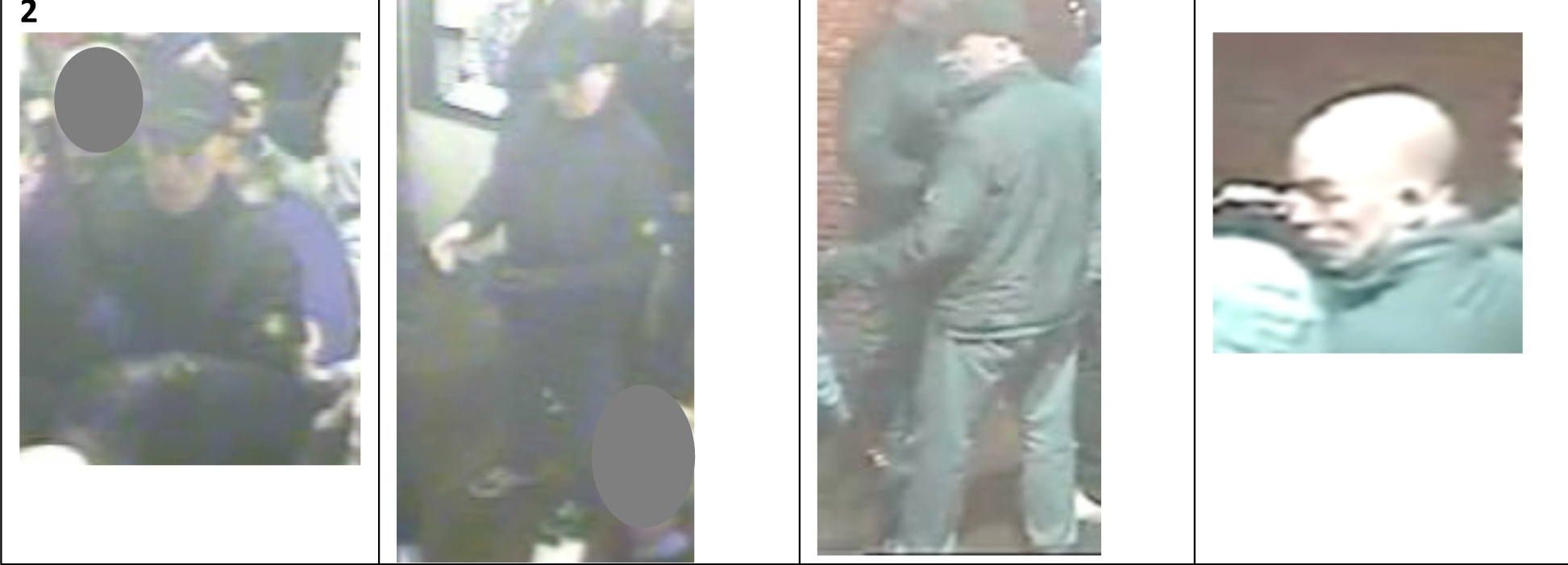 New CCTV appeal following Burnley Miner's Club brawl