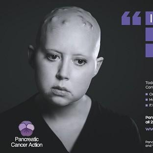 Kerry Harvey has died following a ten-month battle with pancreatic cancer during which she featured in a hard-hitting advert (Pancreatic Cancer Action)