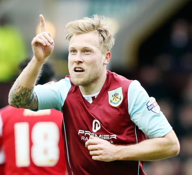 This Is Lancashire: Scott Arfield