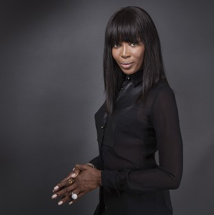 Naomi Campbell doesn't like being called a supermodel any more