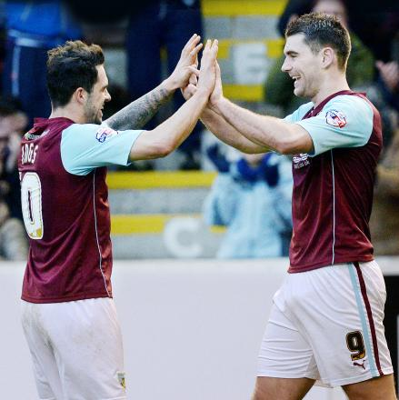 We hit it off straight away . . . the secrets behind the Ings and Vokes success story