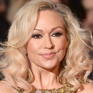 Kristina Rihanoff has told how she suffered verbal ab