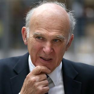 This Is Lancashire: Business Secretary Vince Cable was set to spell out the benefits of immigration in a speech in London